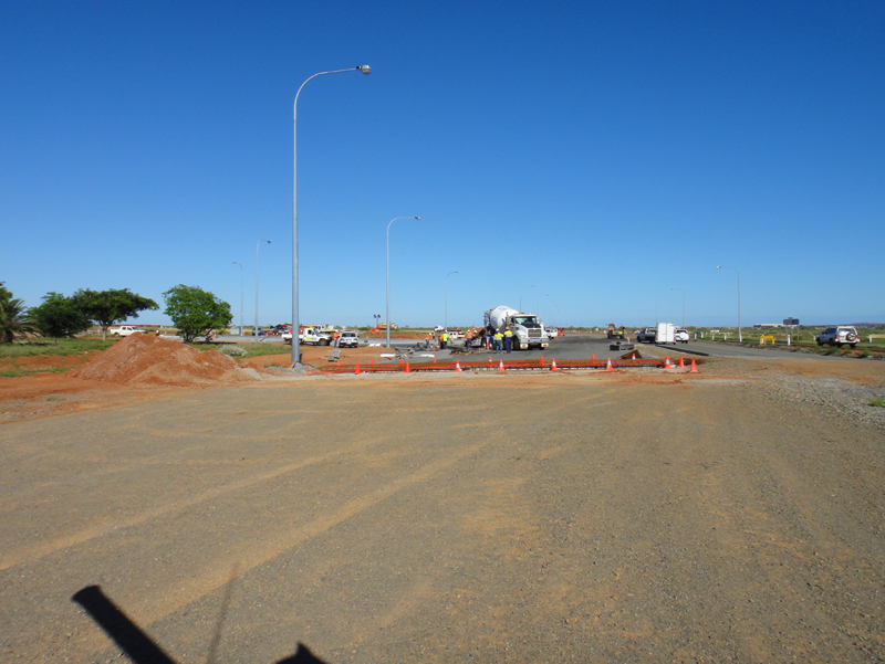 Dampier Hwy Duplication
